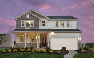Creekside Preserve by Pulte Homes in Columbus Ohio