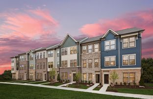 Halston - Watershed: Laurel, District Of Columbia - Pulte Homes