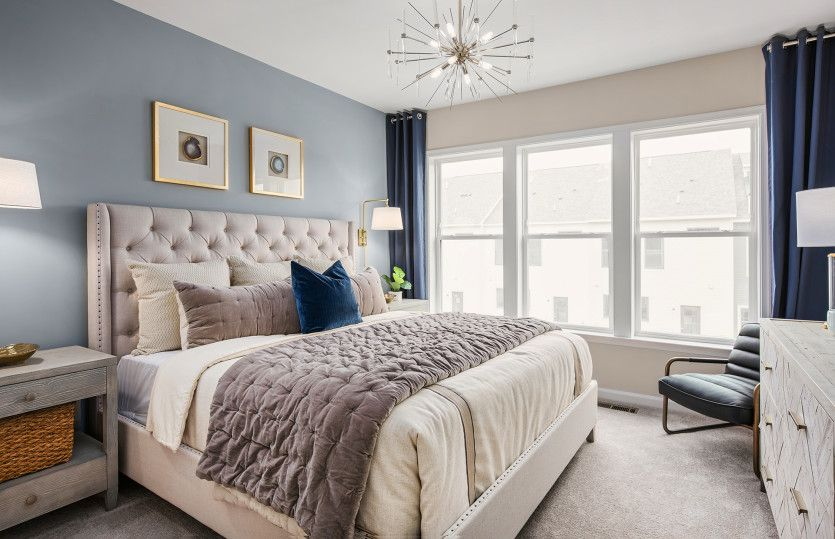 Bedroom featured in the Halston By Pulte Homes in Washington, MD