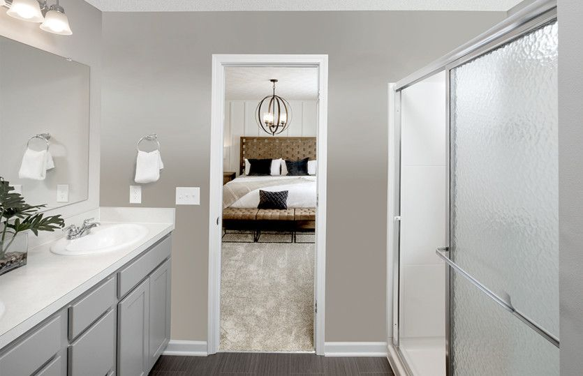 Bathroom featured in the Aspire By Pulte Homes in Columbus, OH