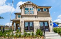 Avondale On Main Street by Pulte Homes in Houston Texas