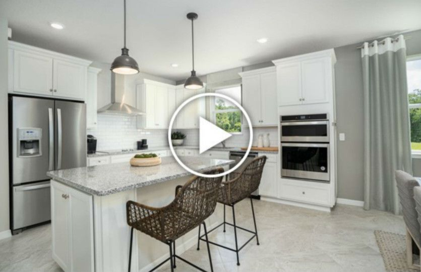 Kitchen featured in the Spruce By Pulte Homes in Jacksonville-St. Augustine, FL