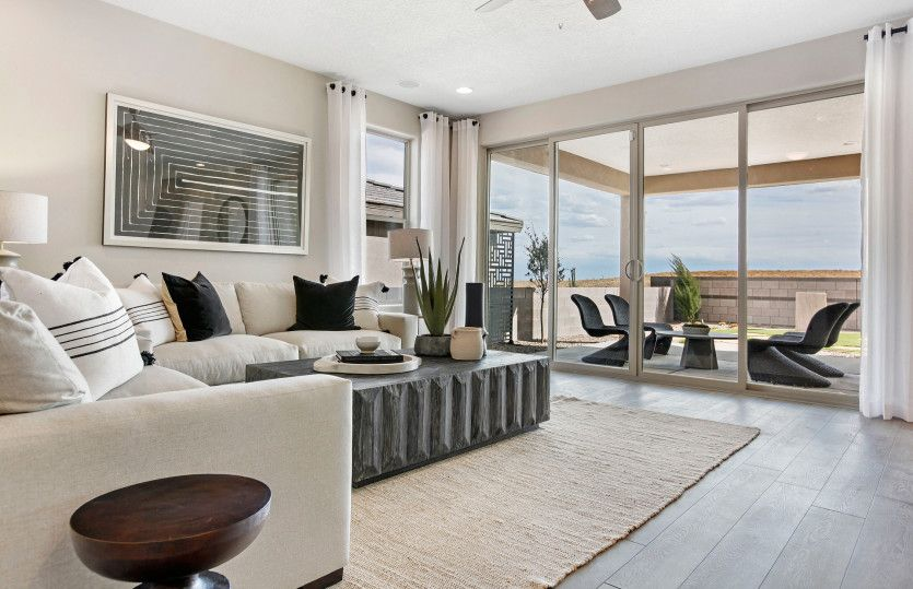Living Area featured in the Manzanita By Pulte Homes in Albuquerque, NM