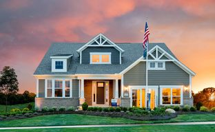 Carpenters Mill by Pulte Homes in Columbus Ohio