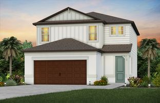 Henley - Pier Pointe: Clearwater, Florida - Pulte Homes
