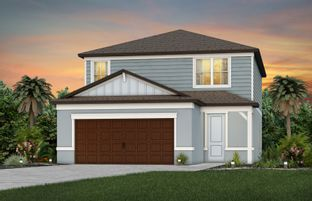 Morris - Pier Pointe: Clearwater, Florida - Pulte Homes