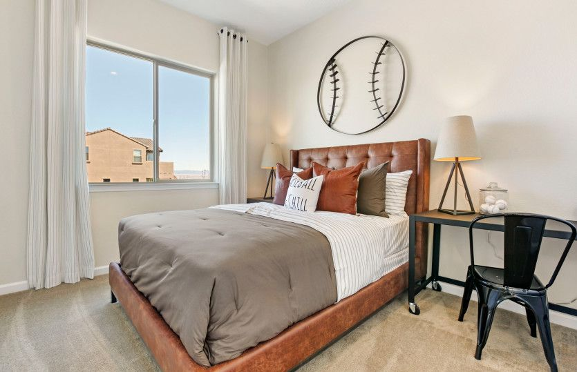Bedroom featured in the Patagonia By Pulte Homes in Albuquerque, NM