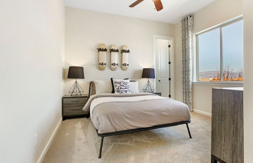 Bedroom featured in the Patagonia By Pulte Homes in Santa Fe, NM
