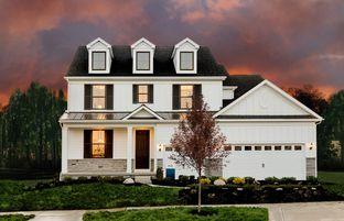 Allison II - Carpenters Mill: Powell, Ohio - Pulte Homes