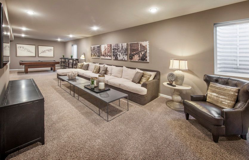 Living Area featured in the Stonebrook II By Pulte Homes in Nashville, TN