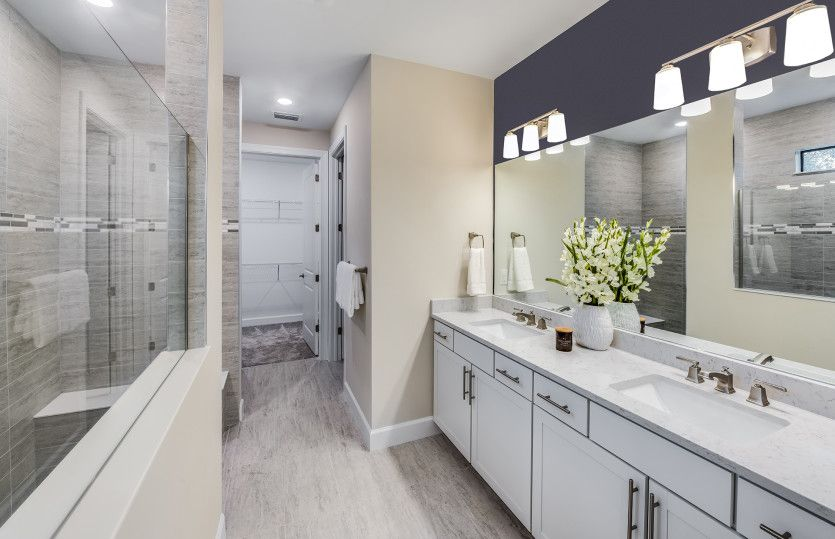 Bathroom featured in the Mystique By Pulte Homes in Naples, FL