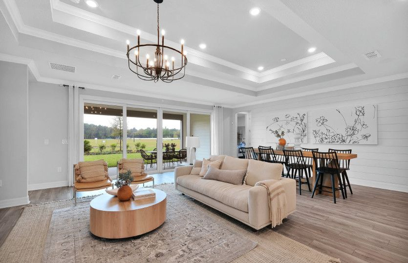 Living Area featured in the Ashby By Pulte Homes in Naples, FL