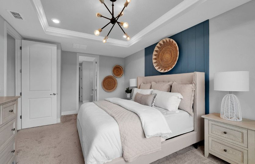 Bedroom featured in the Ashby By Pulte Homes in Naples, FL