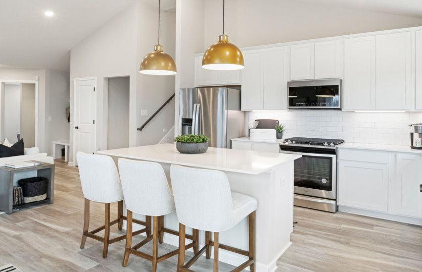 Kitchen featured in the Northfield By Pulte Homes in Minneapolis-St. Paul, MN