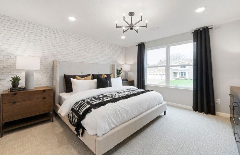Bedroom featured in the Northfield By Pulte Homes in Minneapolis-St. Paul, MN