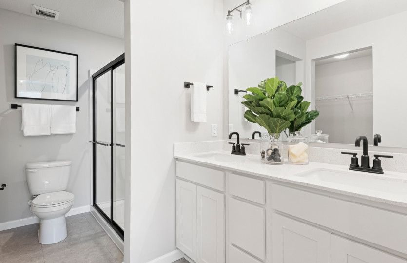 Bathroom featured in the Northfield By Pulte Homes in Minneapolis-St. Paul, MN