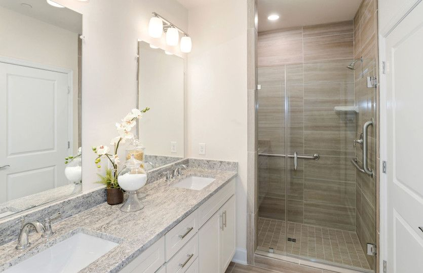 Bathroom featured in the 2.2B - Building 3 By Pulte Homes in Washington, VA