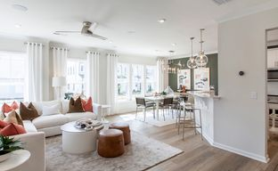 Pringle Towns by Pulte Homes in Charlotte North Carolina