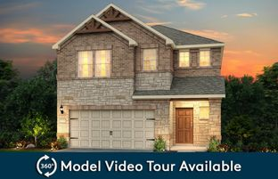 Alexander - Hidden Oaks: Garland, Texas - Pulte Homes