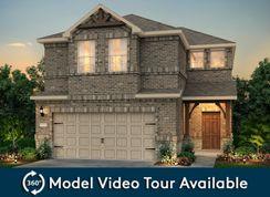 Nelson - Hidden Oaks: Garland, Texas - Pulte Homes