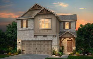 Sienna - Hidden Oaks: Garland, Texas - Pulte Homes