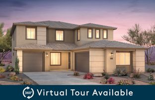Starwood - Inspiration - Peak Series: Albuquerque, New Mexico - Pulte Homes