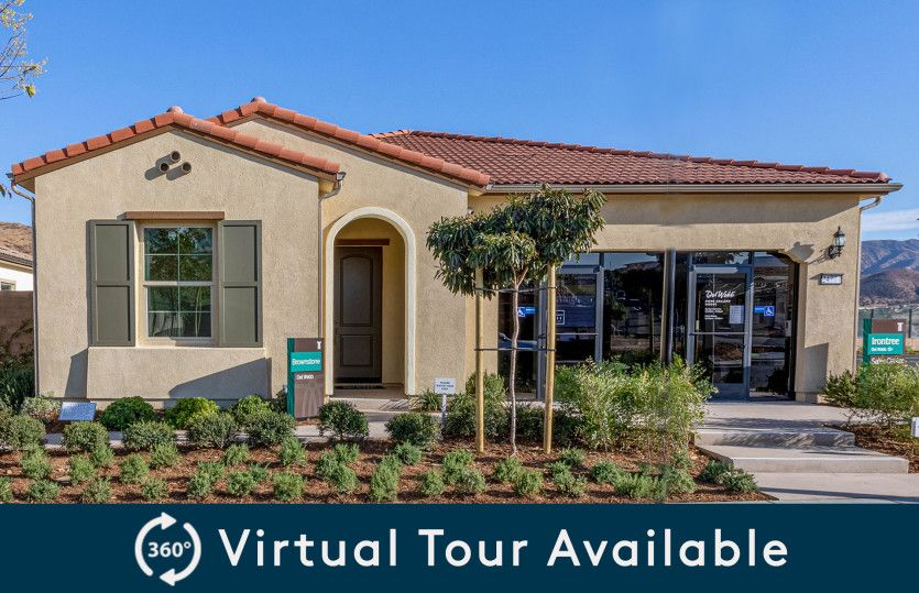 Exterior featured in the Brownstone By Pulte Homes in Riverside-San Bernardino, CA