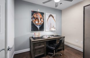 Francis - The Flats at National Harbor: National Harbor, District Of Columbia - Pulte Homes