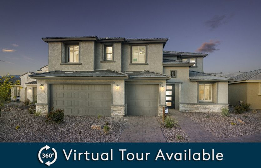 Exterior featured in the Messina By Pulte Homes in Tucson, AZ