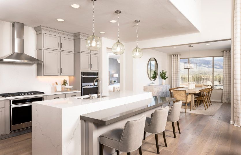 Kitchen featured in the Messina By Pulte Homes in Tucson, AZ