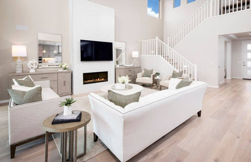Living Area featured in the Messina By Pulte Homes in Tucson, AZ