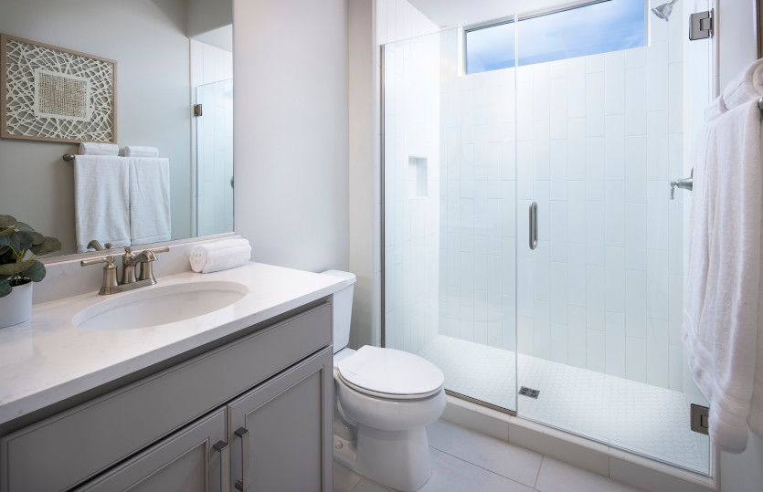 Bathroom featured in the Messina By Pulte Homes in Tucson, AZ