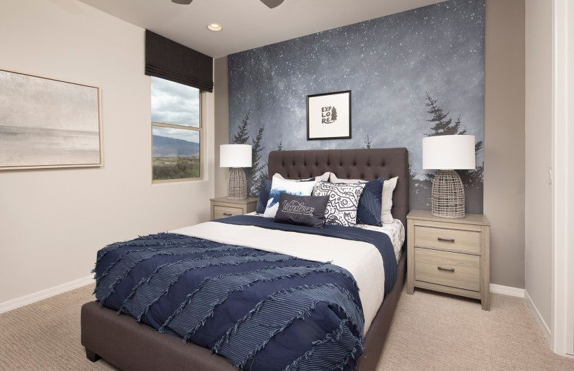 Bedroom featured in the Messina By Pulte Homes in Tucson, AZ