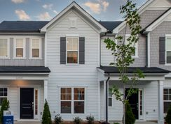 Griffin - Pringle Towns: Charlotte, North Carolina - Pulte Homes