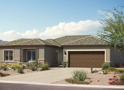 Butte - Parkside at Anthem at Merrill Ranch: Florence, Arizona - Pulte Homes
