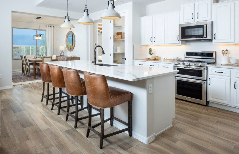 Kitchen featured in the Prato By Pulte Homes in Tucson, AZ