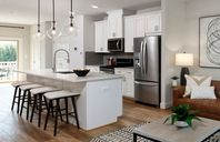 Briar Creek Towns by Pulte Homes in Charlotte North Carolina