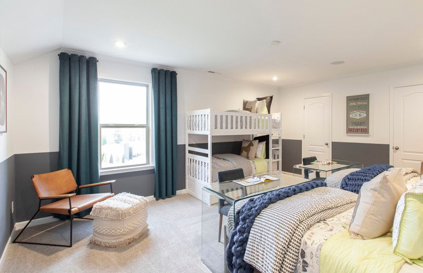 Bedroom featured in the Dunwoody Way By Pulte Homes in Charlotte, NC