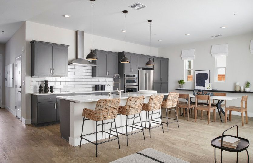 Kitchen featured in the Plan 1 By Pulte Homes in San Francisco, CA