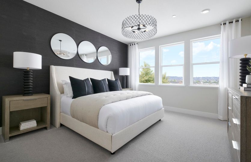 Bedroom featured in the Plan 1 By Pulte Homes in San Francisco, CA