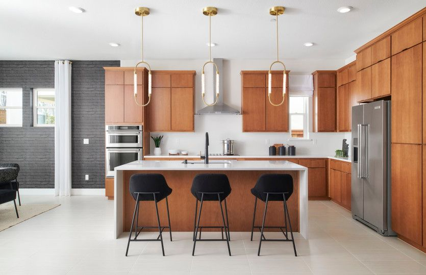 Kitchen featured in the Plan 2 By Pulte Homes in San Francisco, CA