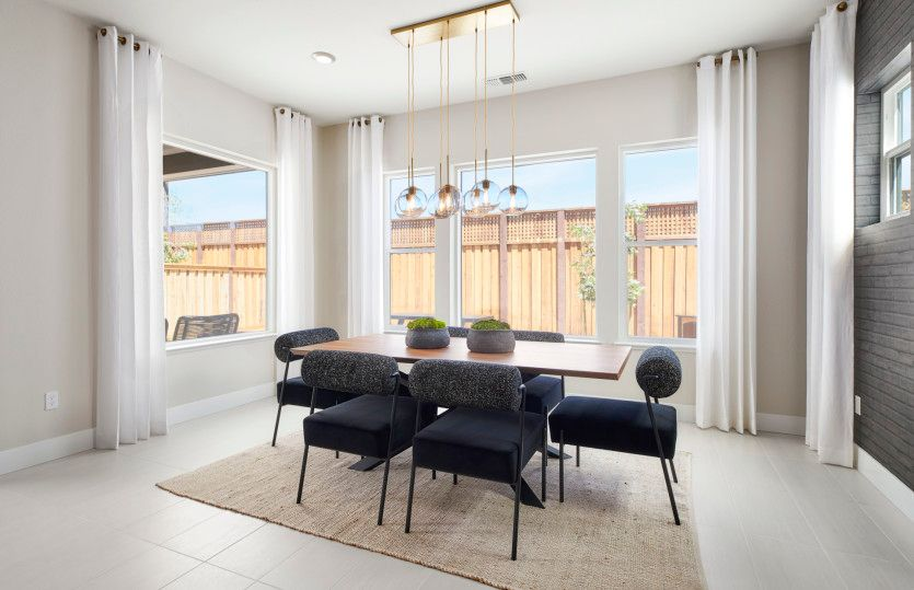 Living Area featured in the Plan 2 By Pulte Homes in San Francisco, CA