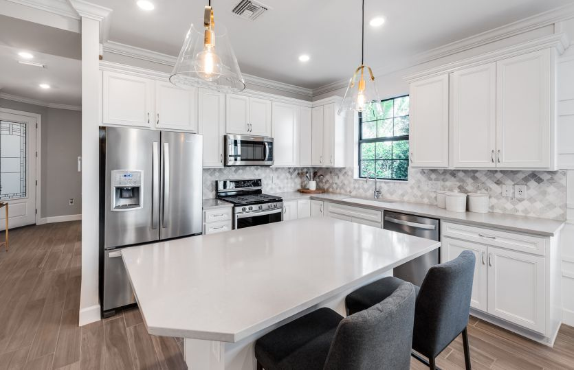 Kitchen featured in the Ellenwood By Pulte Homes in Fort Myers, FL