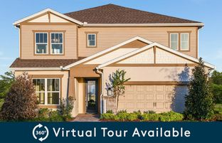 Yorkshire - Hawks Reserve: Riverview, Florida - Pulte Homes