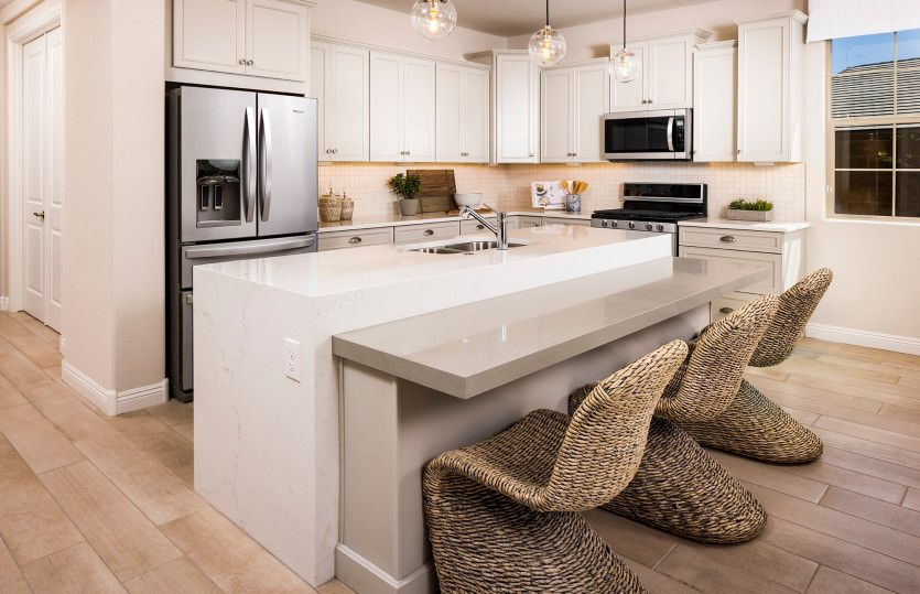 Kitchen featured in the Cantania By Pulte Homes in Phoenix-Mesa, AZ