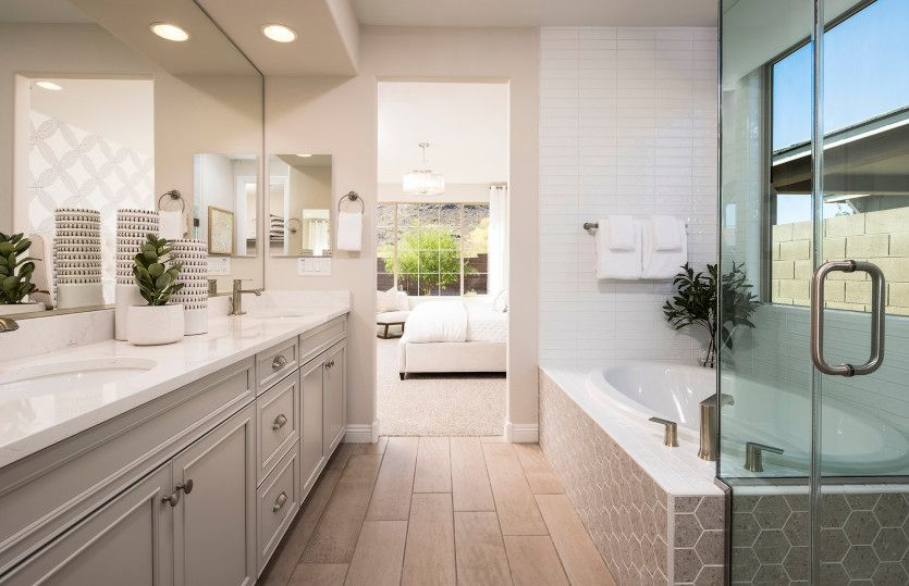 Bathroom featured in the Cantania By Pulte Homes in Phoenix-Mesa, AZ