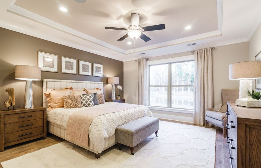 Bedroom featured in the Fieldcrest By Pulte Homes in Myrtle Beach, SC