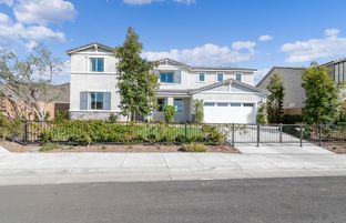 Ashford - Verbena at Eagle Crest: Winchester, California - Pulte Homes