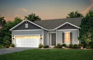 Mystique - The Retreat at Emerald Woods: Columbia Station, Ohio - Pulte Homes