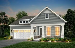 Palmary - Emerald Woods - Ranch Homes: Columbia Station, Ohio - Pulte Homes